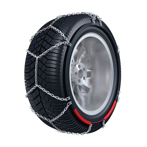 Konig (Thule) EASY-FIT SUV velikost 235 - sněhové řetězy (pár)