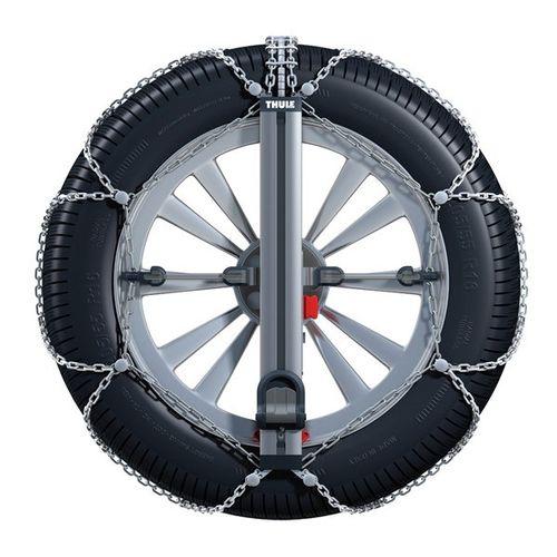 Konig (Thule) EASY-FIT SUV velikost 265 - sněhové řetězy (pár)