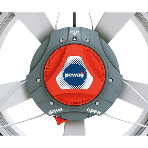Pewag servomatik SUV RSM 82V - sněhové řetězy (pár)