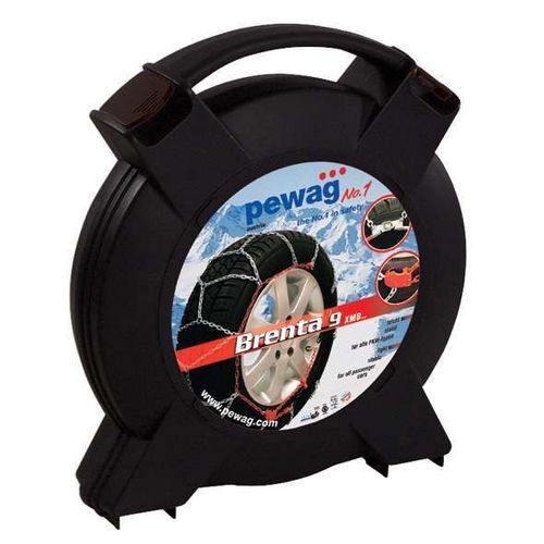 Pewag brenta-9 XMB 58 - sněhové řetězy (pár)
